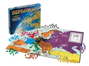 Diplomacy (Gibsons Edition) (Special Offer)